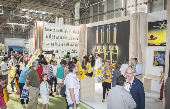 Olivenöl aus Spanien bei der EXPOLIVA 2015 in Jaén